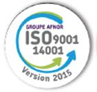 Figure1.1 Logo de la révision de la norme ISO14001